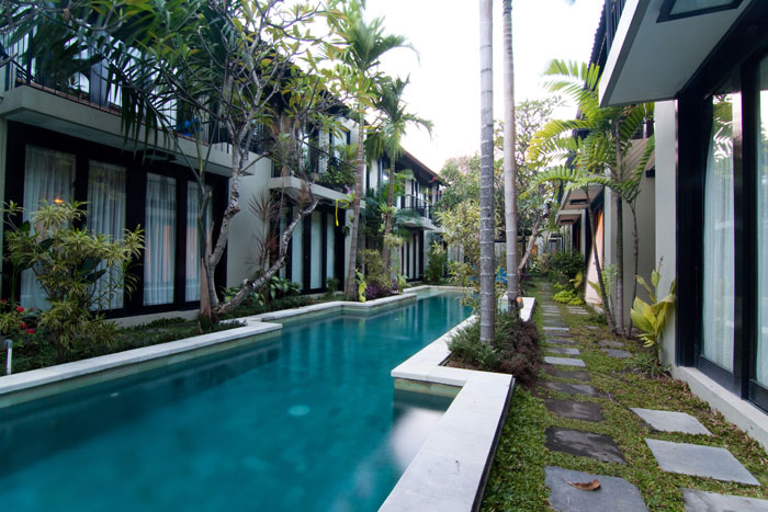 Facilities and rate : 16 Townhouses in Bali with 5 Stars Facilities